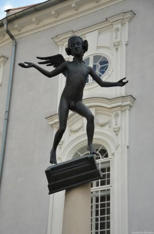Скульптура Моцарта