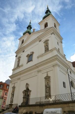 Костел святого Михаила