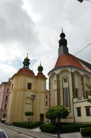 Собор в Чешске Будуёвице