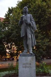 памятник Бедржих Сметане