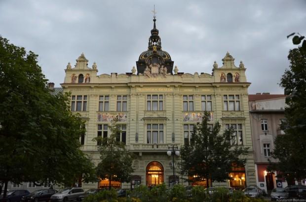 здание Муниципального Собрания