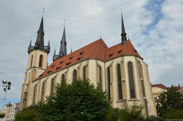 Костел святой Антонины