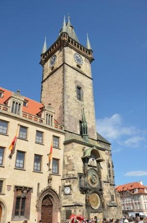 Ратуша на Староместской площади