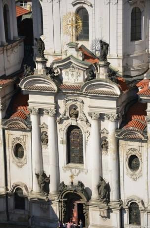 церковь святого Микулаша. Фасад