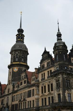 Дрезденский замок-резиденция