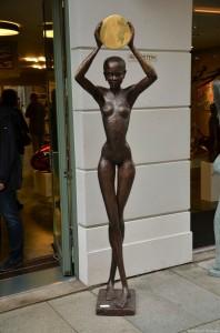Дизайнерские скульптуры
