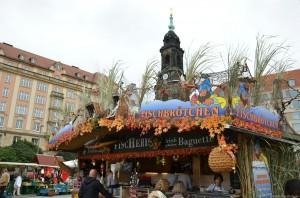 Лавки на площади Альтмаркт