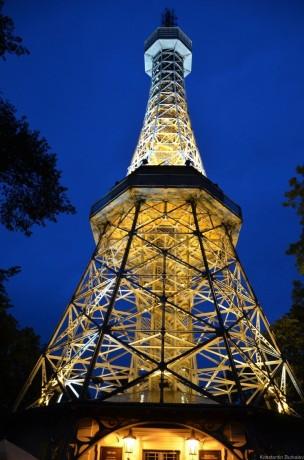 Башня Петржин