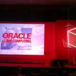 Oracle cloud computing