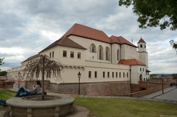 Крепость Шпильберг