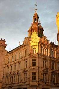 Пльзень. Архитектура города