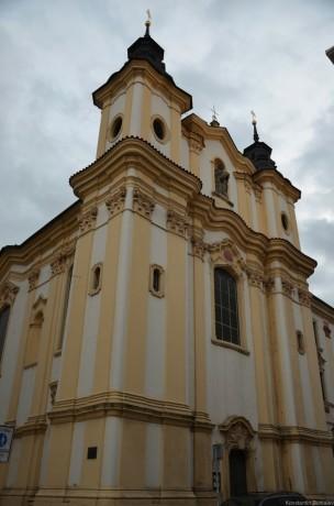 костел св. Анны (Kostel sv. Anny)
