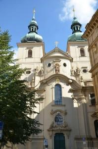 Прага. Архитектура