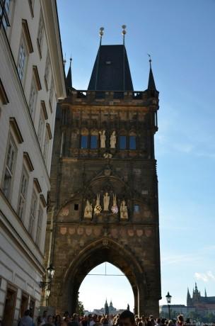 Староместская мостовая башня