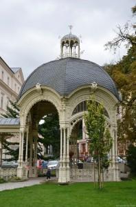 Карловы Вары. Архитектура