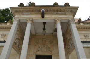 Мельничная колоннада