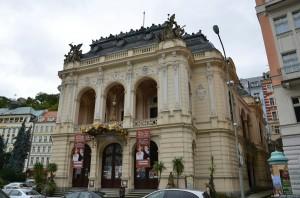 Театр в Карловых Варах