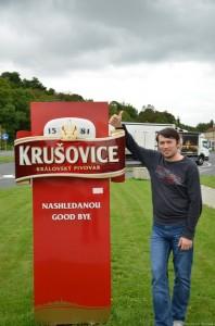 Я в Крушовице