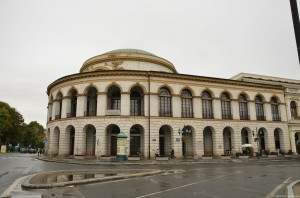 здание Городской управы