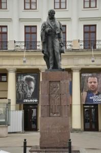 памятник Войцеху Богуславскому