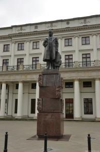 памятник Станиславу Монюшко