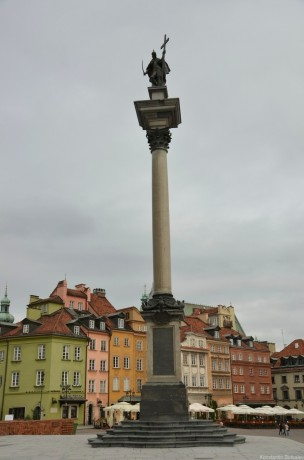 Памятник Сигизмунду III Ваза