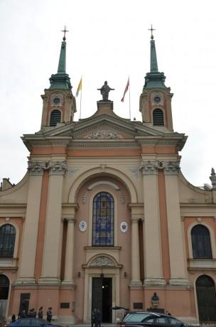 Полевой кафедральный собор Войска Польского