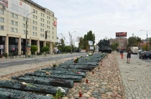 памятник павшим и убитым на востоке