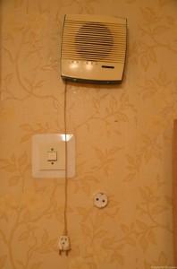 Радиоточка в гостинице