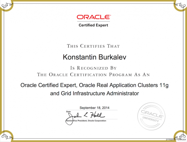Oracle-Rac-Admin-certification