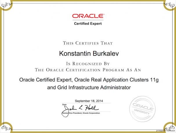 Oracle-Rac-Admin-certification