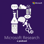 Microsoft Research Podcast Logo