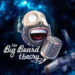 The Big Beard Theory Logo